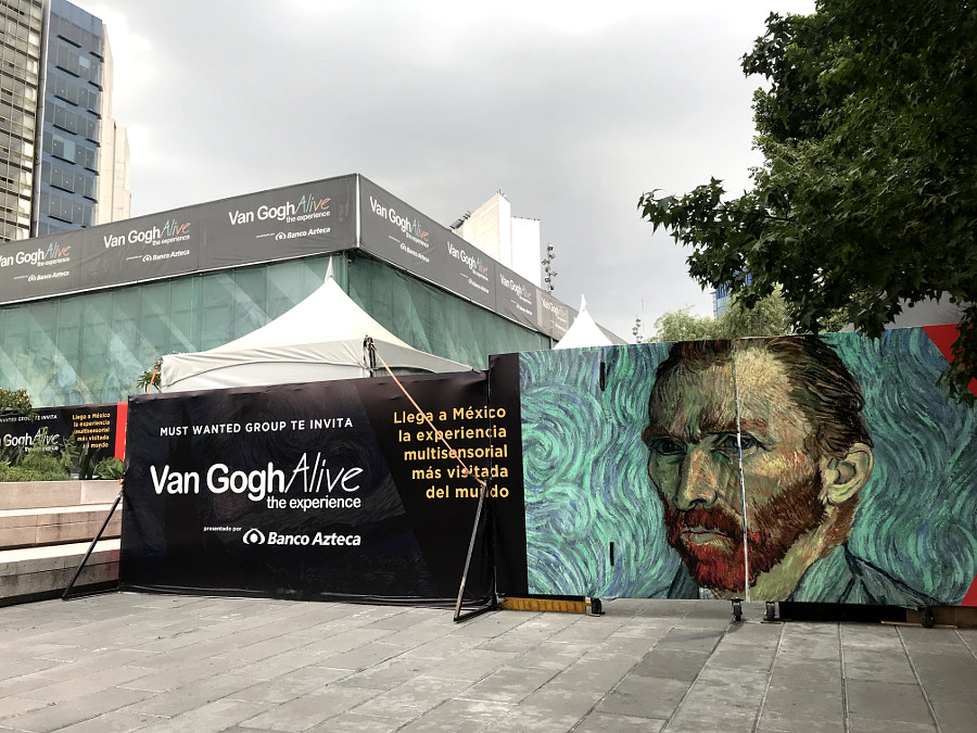 Concentración van Gogh, México City, by Chucho Herrera on 500px.com