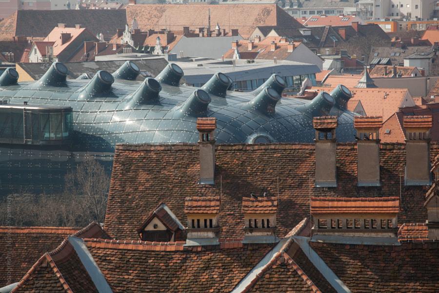 Graz by Markus Krammer on 500px.com
