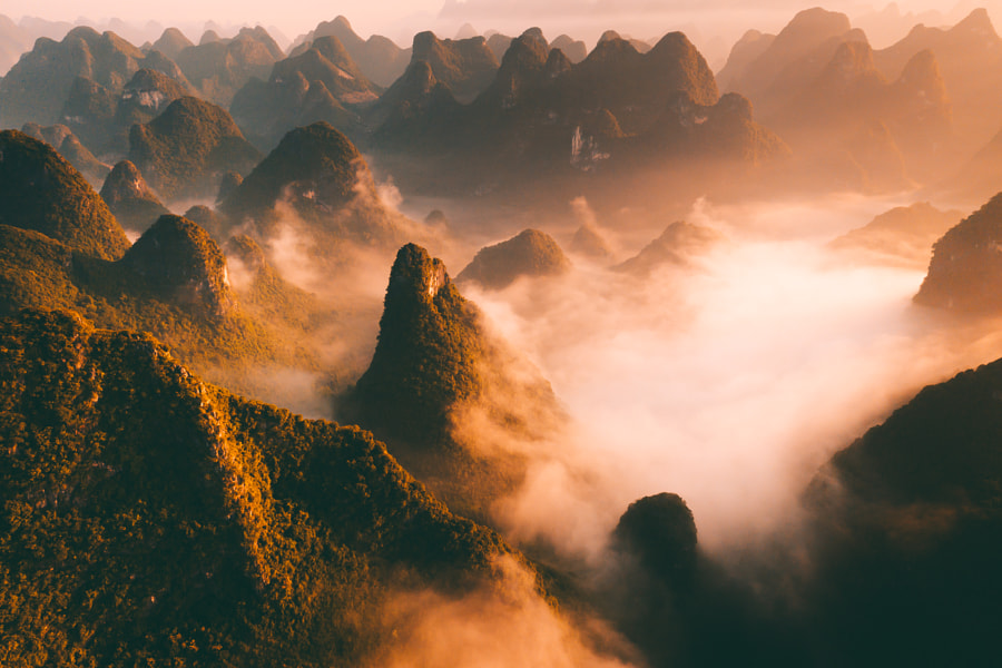 Guilin by Tobias Hägg on 500px.com