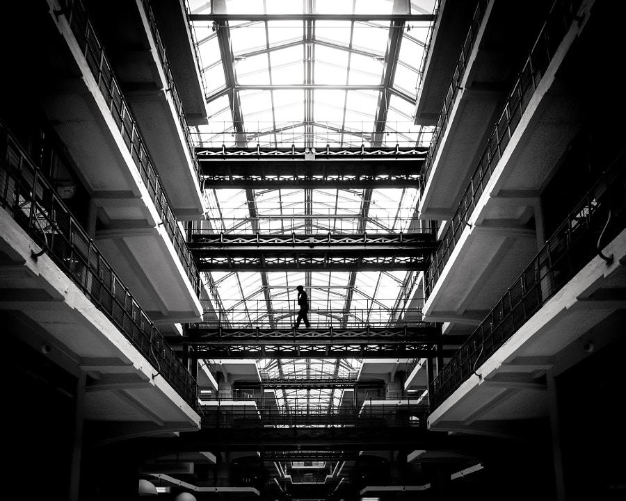 Corridor by Benny bulke on 500px.com