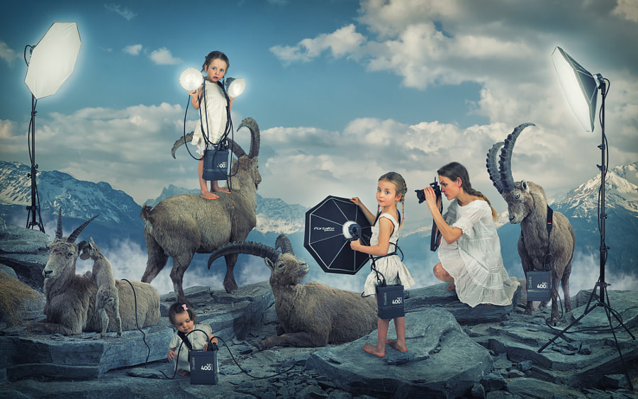 Just a very portable flash system by John Wilhelm is a photoholic on 500px.com