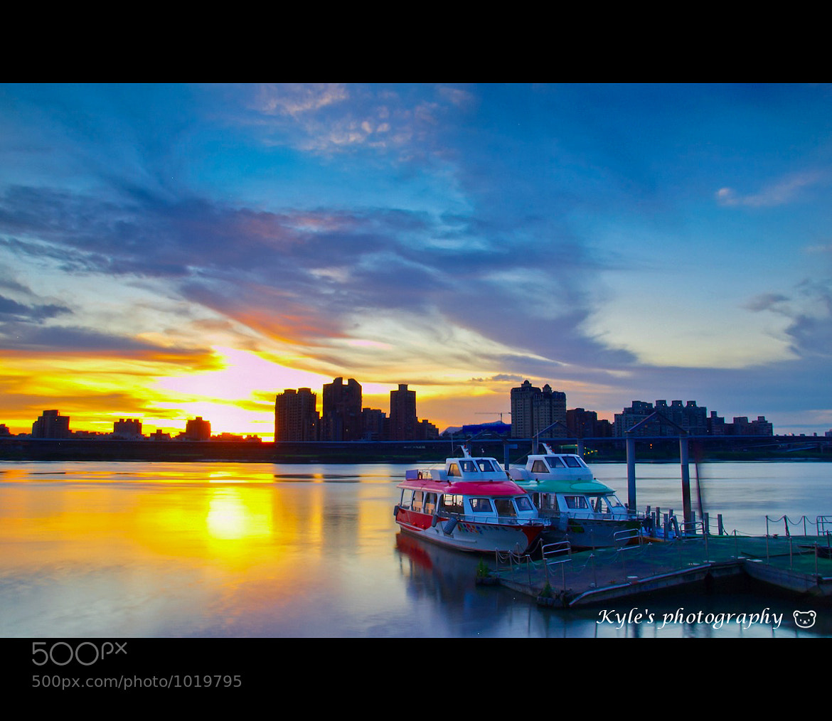 Photograph 大稻埕 by Kyle Lin on 500px