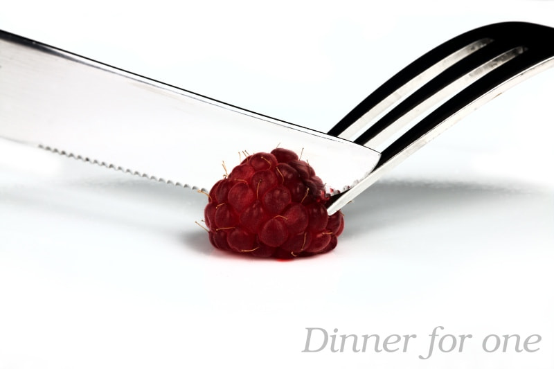Photograph Dinner for one by Dirk Zugenmaier on 500px