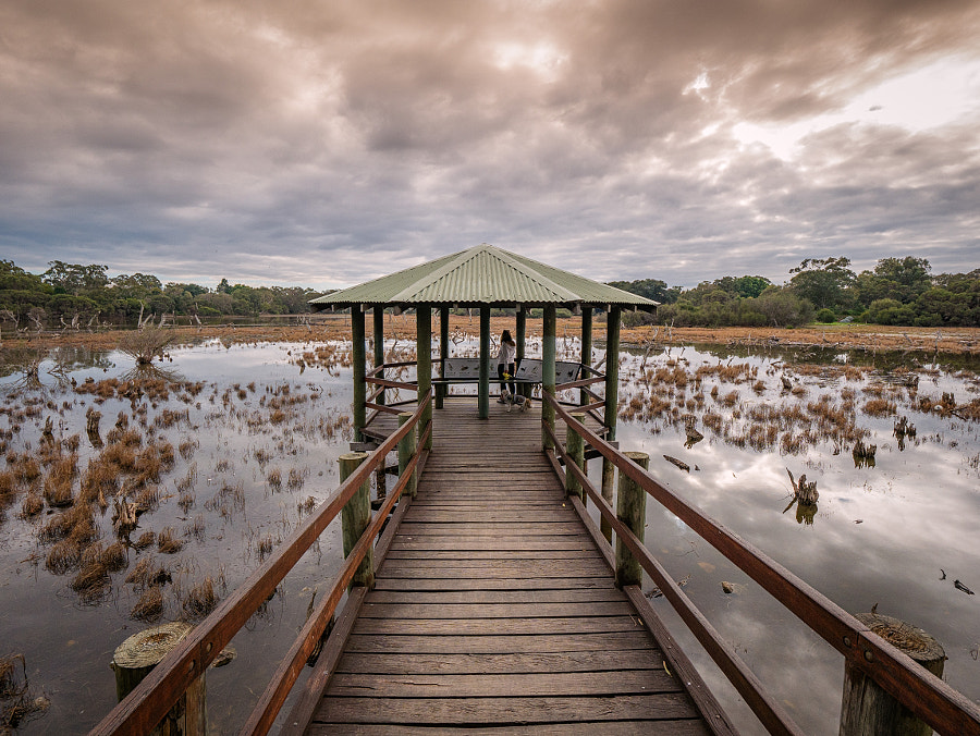 Lake Claremont by Paul Amyes on 500px.com