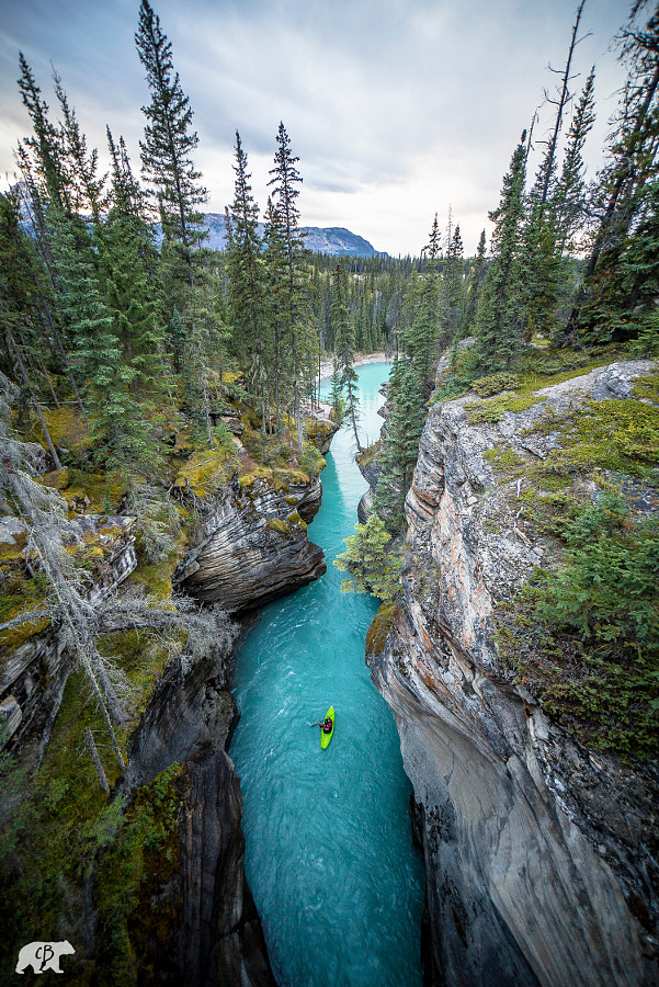 Photograph Alberta Kayaking by Chris  Burkard on 500px