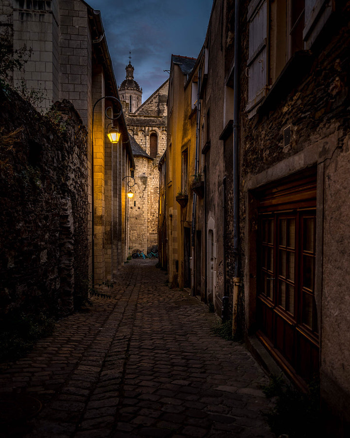 Angers, France by Serge Ramelli on 500px.com