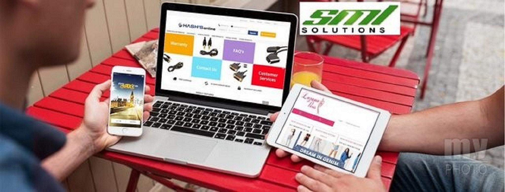 Magento Website Development UK