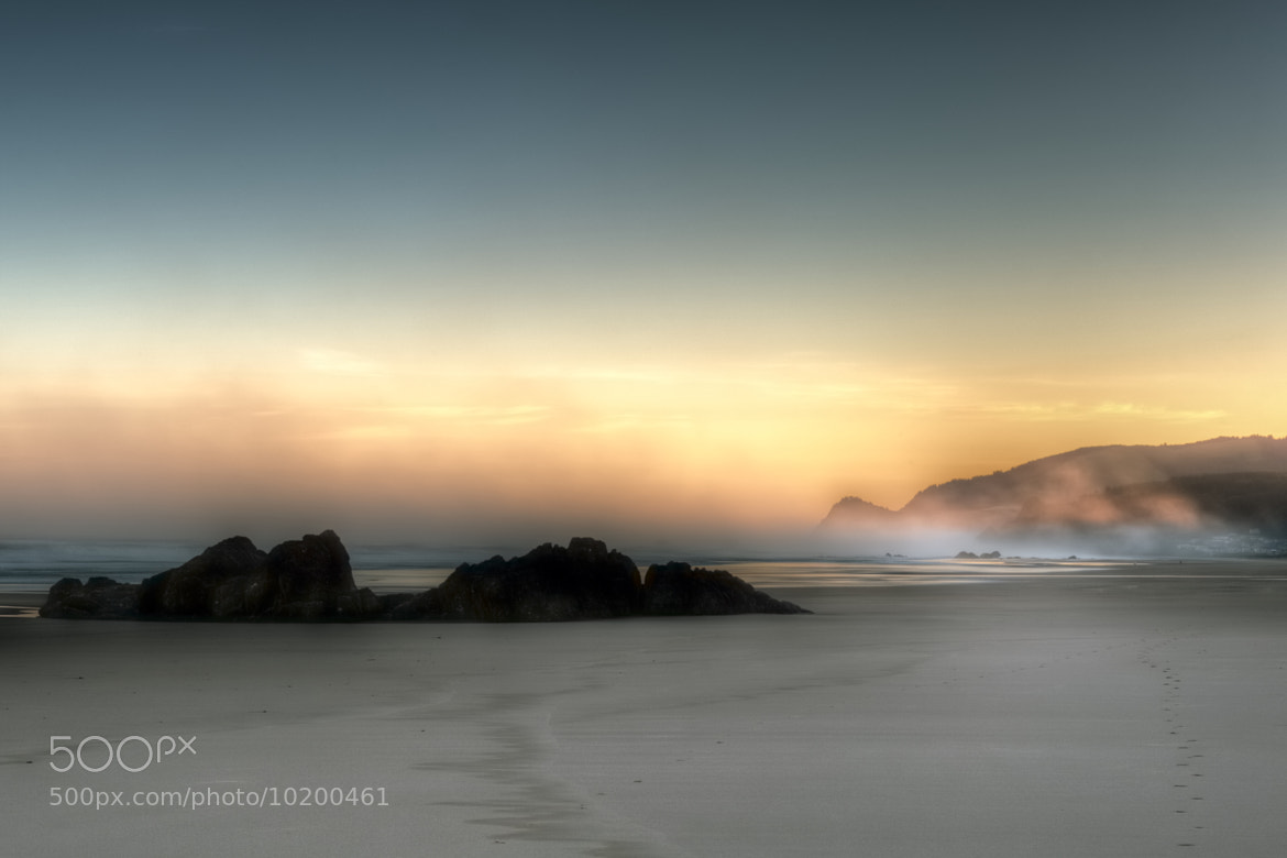 Photograph Lincoln City Sunrise by Kristin Bishop on 500px