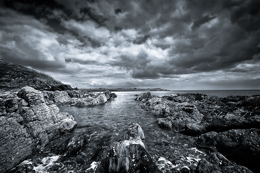 Photograph Irish Shore by Loic Labranche on 500px
