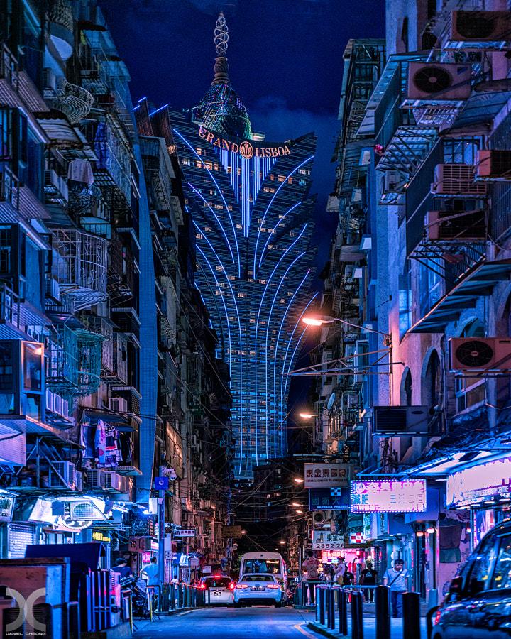 Macau Blues by Daniel Cheong on 500px.com