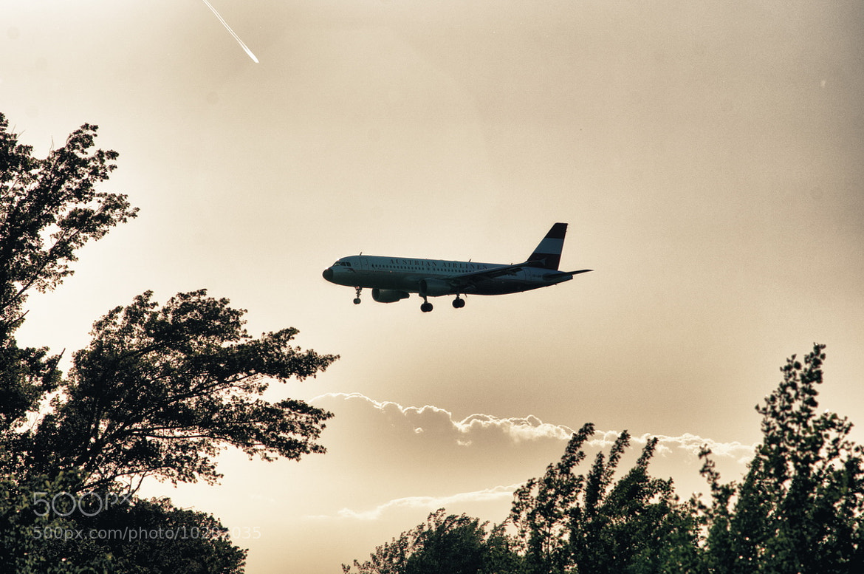 Photograph Airbus 320-214 (II) by Adrian Kraszewski on 500px