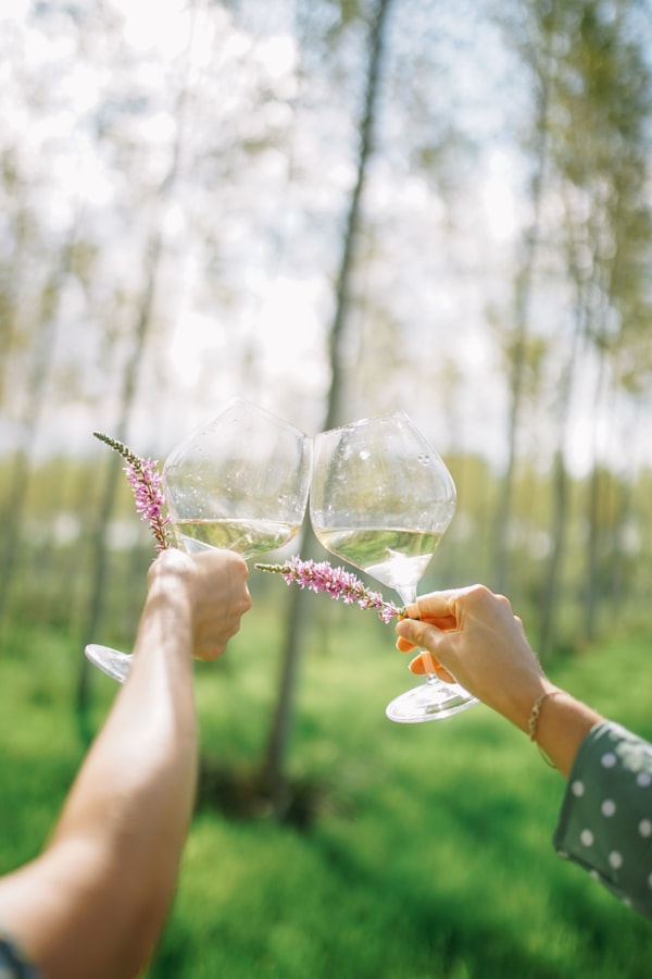 Celebrate with vine outdoor by All Nea on 500px.com