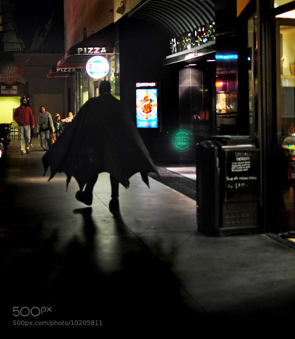 Photograph Batman...The Dark Alley by Romeo Doneza on 500px