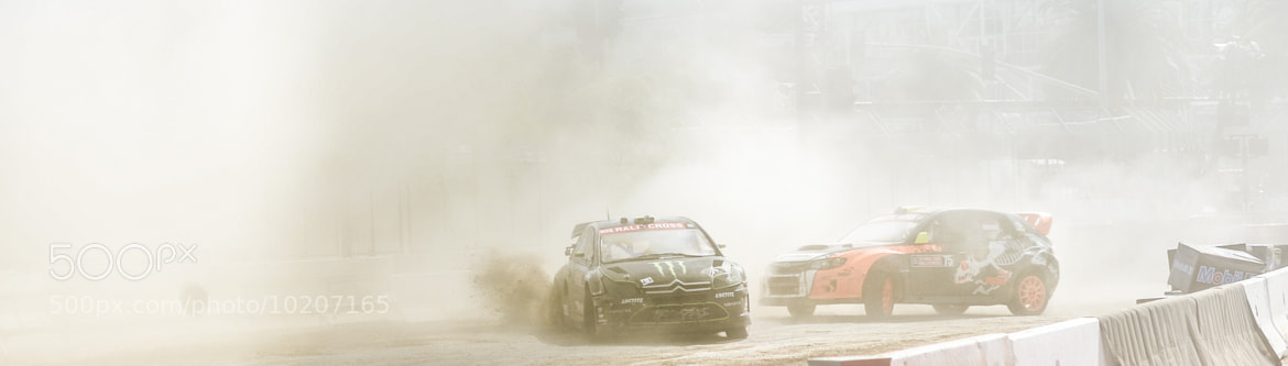Photograph Global Rallycross Final Round at X-Games 2012 by Alex Huff on 500px