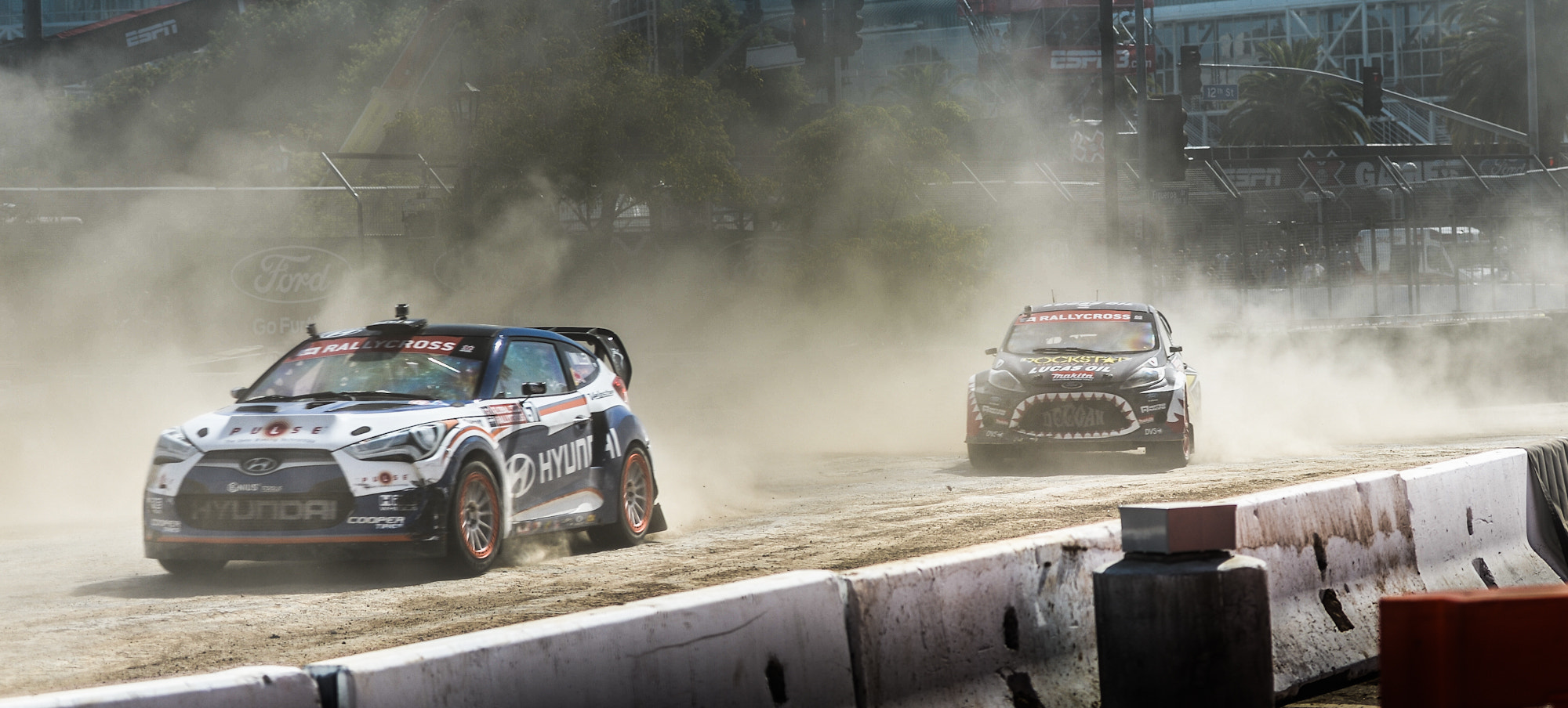 Photograph Global Rallycross Final Round at X-Games 2012 by Alexandria Huff on 500px