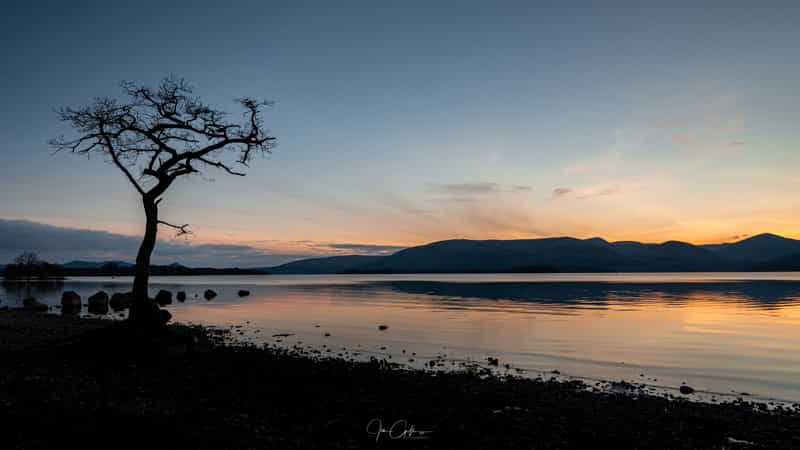 Milarrocky Bay, Loch Lomond, Scotland by Jon G Photography - a No.1from shop.vanechow.com