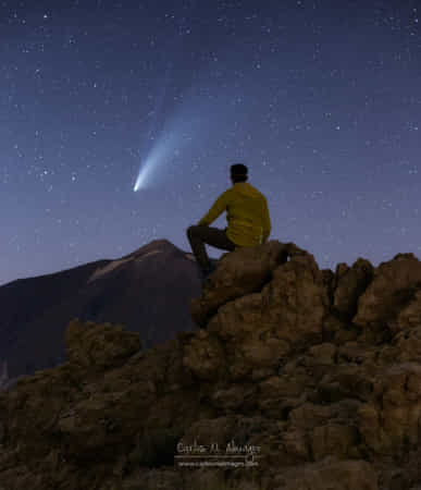 I was waiting for you by Carlos M. Almagro - 丨Vanechow Blog a No.1from shop.vanechow.com