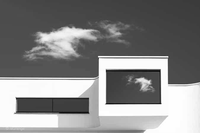 Mirrored clouds by Luc Vangindertael - 丨Vanechow Blog a No.1from shop.vanechow.com