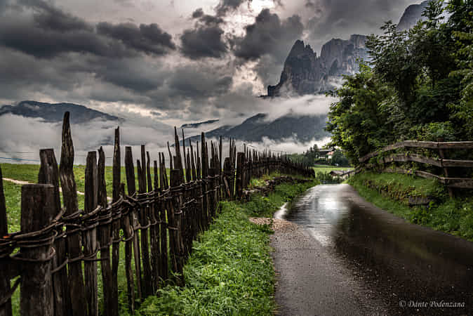 After the rain in the mountains by Dante Podenzana - 丨Vanechow Blog a No.1from shop.vanechow.com
