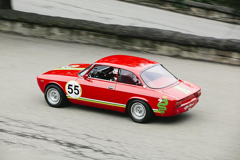 Photograph Alfa Romeo GTV by Matt Krepp on 500px
