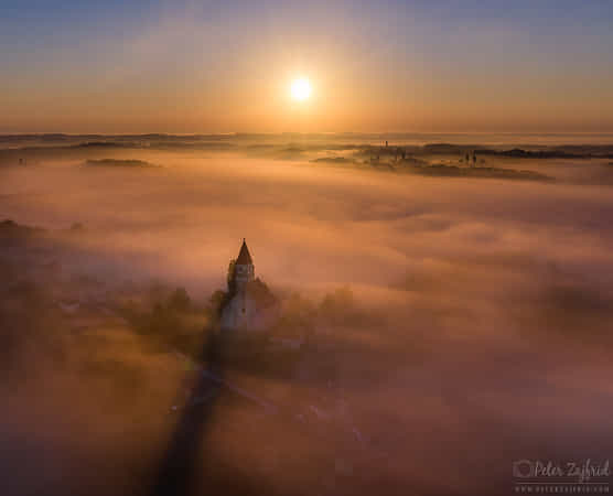 Morning shadow by Peter Zajfrid - 丨Vanechow Blog a No.1from shop.vanechow.com