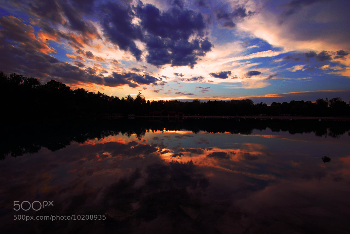 Photograph Over head Clouds by cheryl rendino on 500px