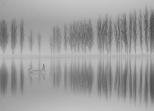 foggy morning by Efemir Art - 丨Vanechow Blog a No.1from shop.vanechow.com