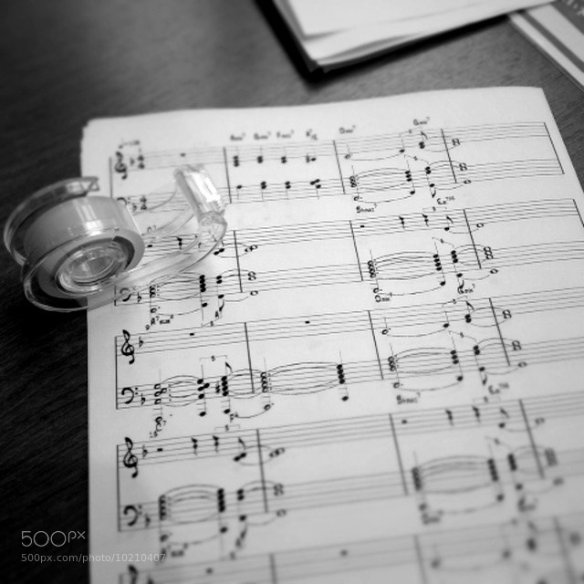 Photograph a piece of music by Yuichi Abe on 500px