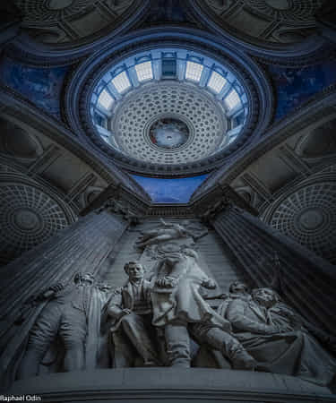 Les gardiens du Panthéon by Raphaël Odin - 丨Vanechow Blog a No.1from shop.vanechow.com