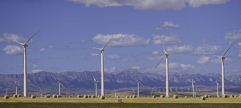 Harvest Under Wind Turbines by Attila Pivarnyik - 丨Vanechow Blog a No.1from shop.vanechow.com