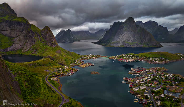 Cloudy day Lofoten by Jo Seok Seo - 丨Vanechow Blog a No.1from shop.vanechow.com