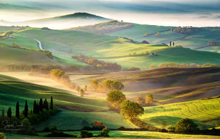 Tuscany by Stefano Caporali - 丨Vanechow Blog a No.1from shop.vanechow.com