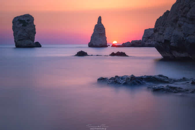 Pastel Sunrise by Thrasivoulos Panou - 丨Vanechow Blog a No.1from shop.vanechow.com