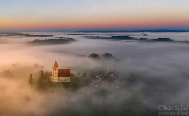 Down the foggy valleys by Peter Zajfrid - 丨Vanechow Blog a No.1from shop.vanechow.com