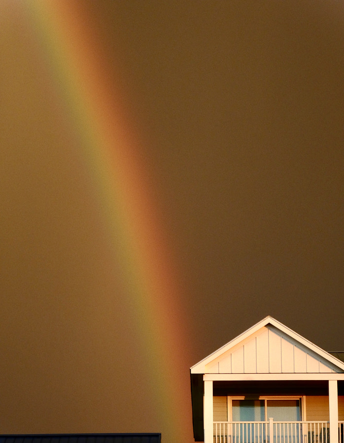 Slice Of A Rainbow by David Heritage on 500px.com