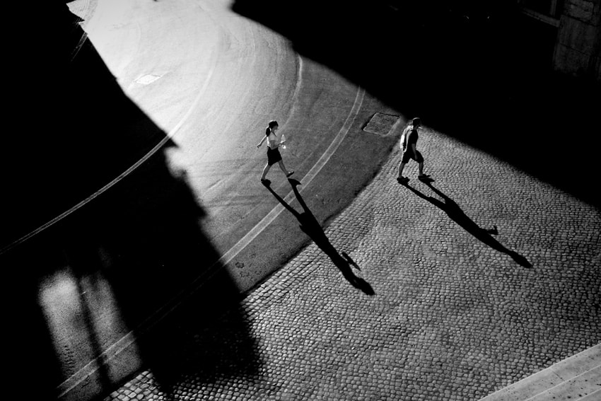Photograph Finding lost shadow by Massimo Renzi on 500px