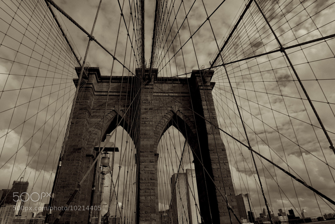 Photograph BRIDGE by Ethan Graham-Horowitz on 500px