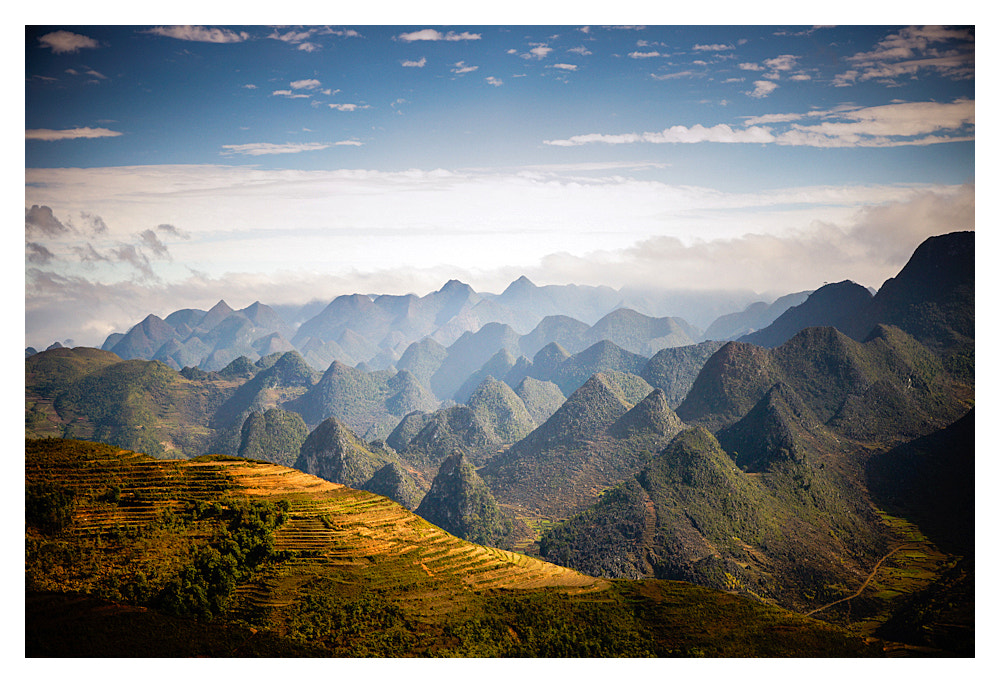 Photograph Ha Giang mountain range by Peter Pham on 500px
