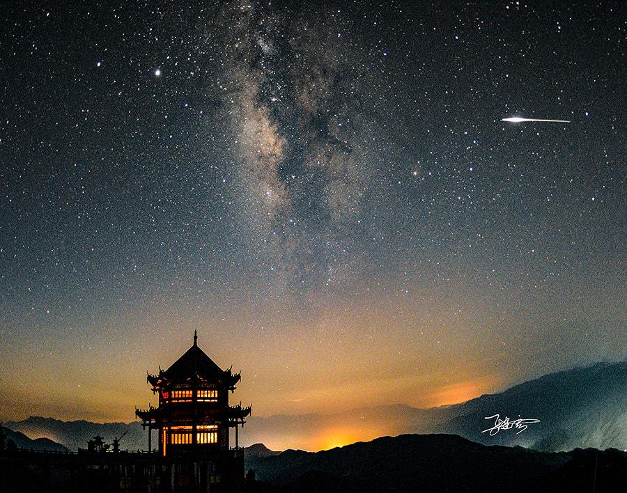 飘渺之旅 by 海盗哥  on 500px.com