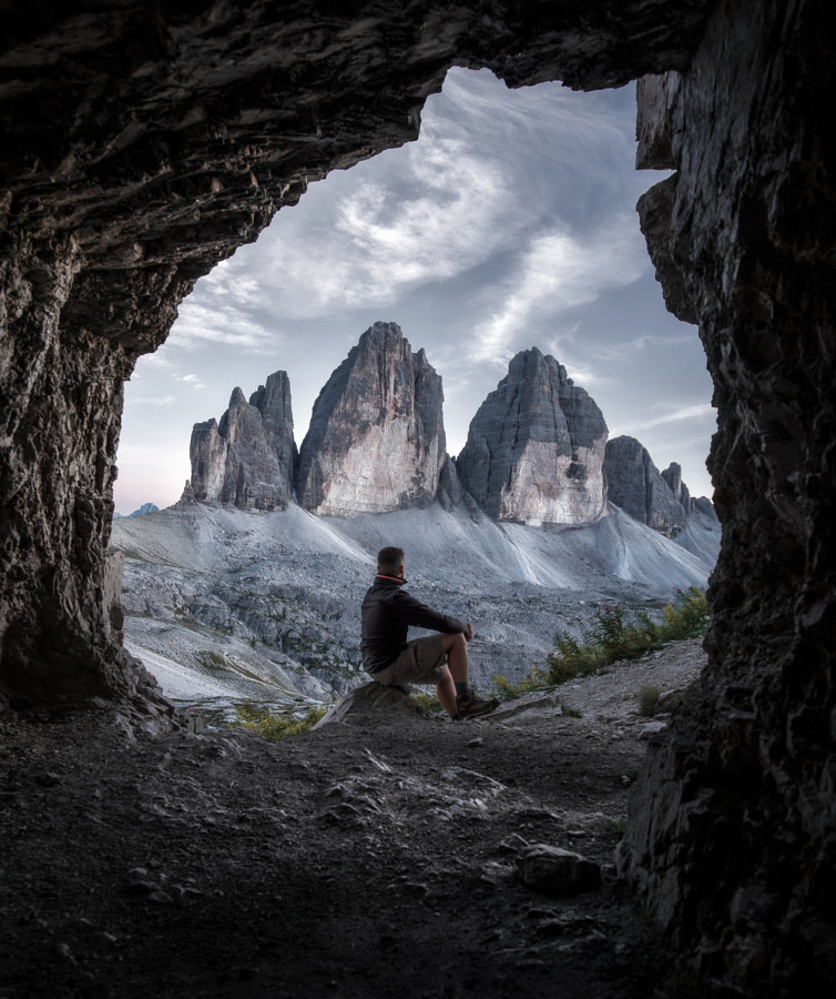 © Selfie by Giovanni Chiossi on 500px.com