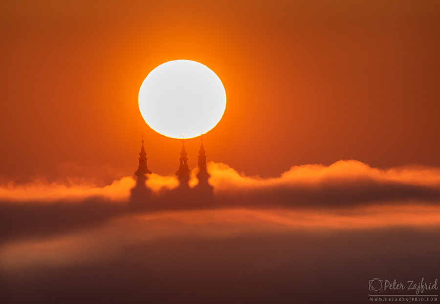 Three towers  by Peter Zajfrid on 500px.com