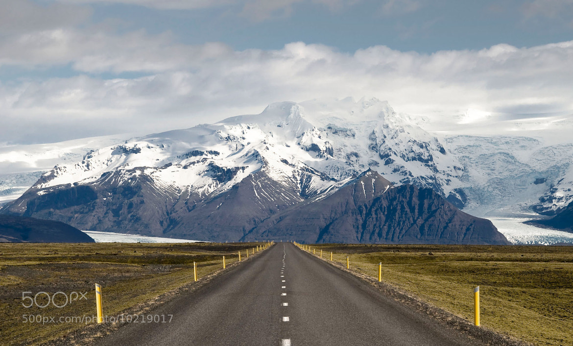 Photograph Glacier Drive by Daniel Bosma on 500px