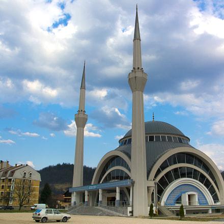 Vali Recep Yazicioglu Mosque