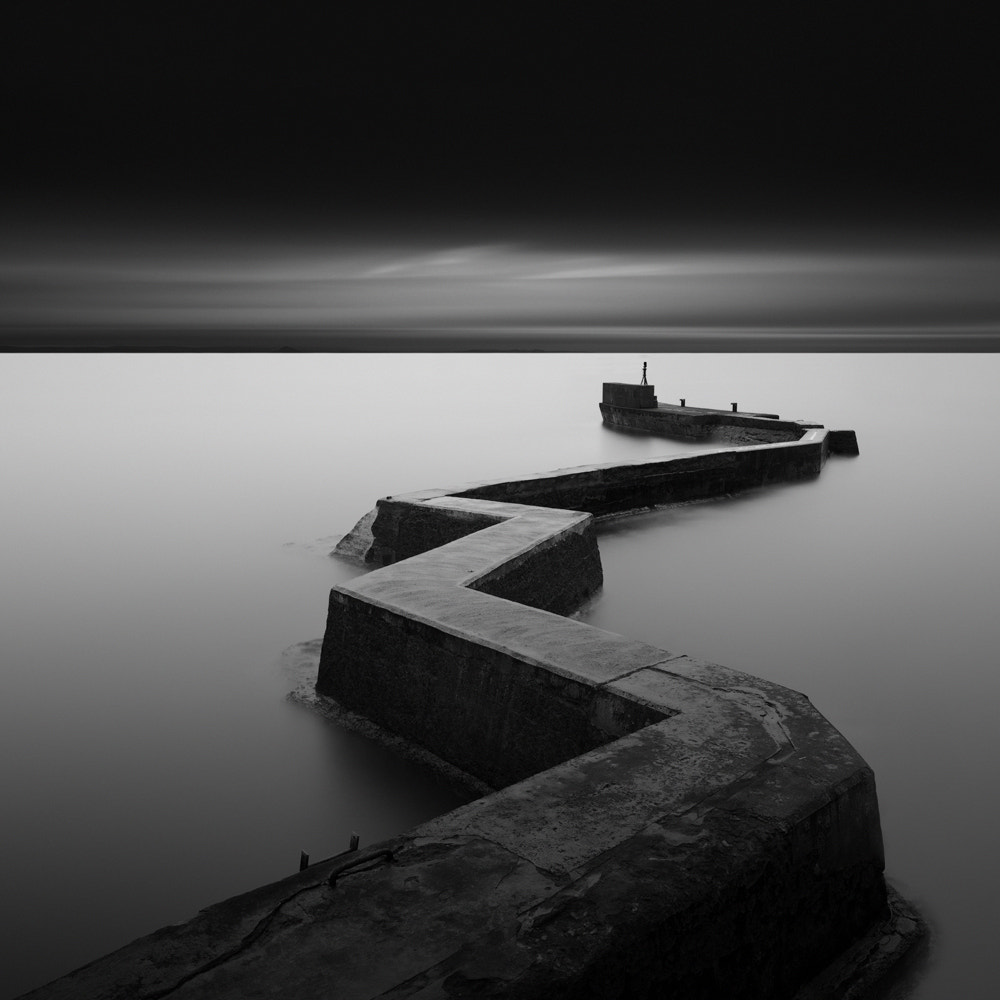 Photograph Breakwater by Gavin Dunbar on 500px