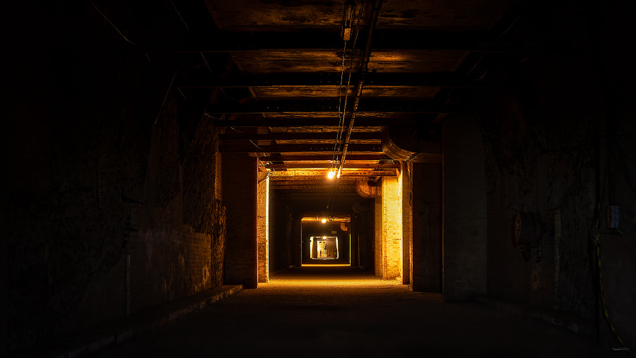 Drakelow Tunnels V by EncroVision  on 500px.com