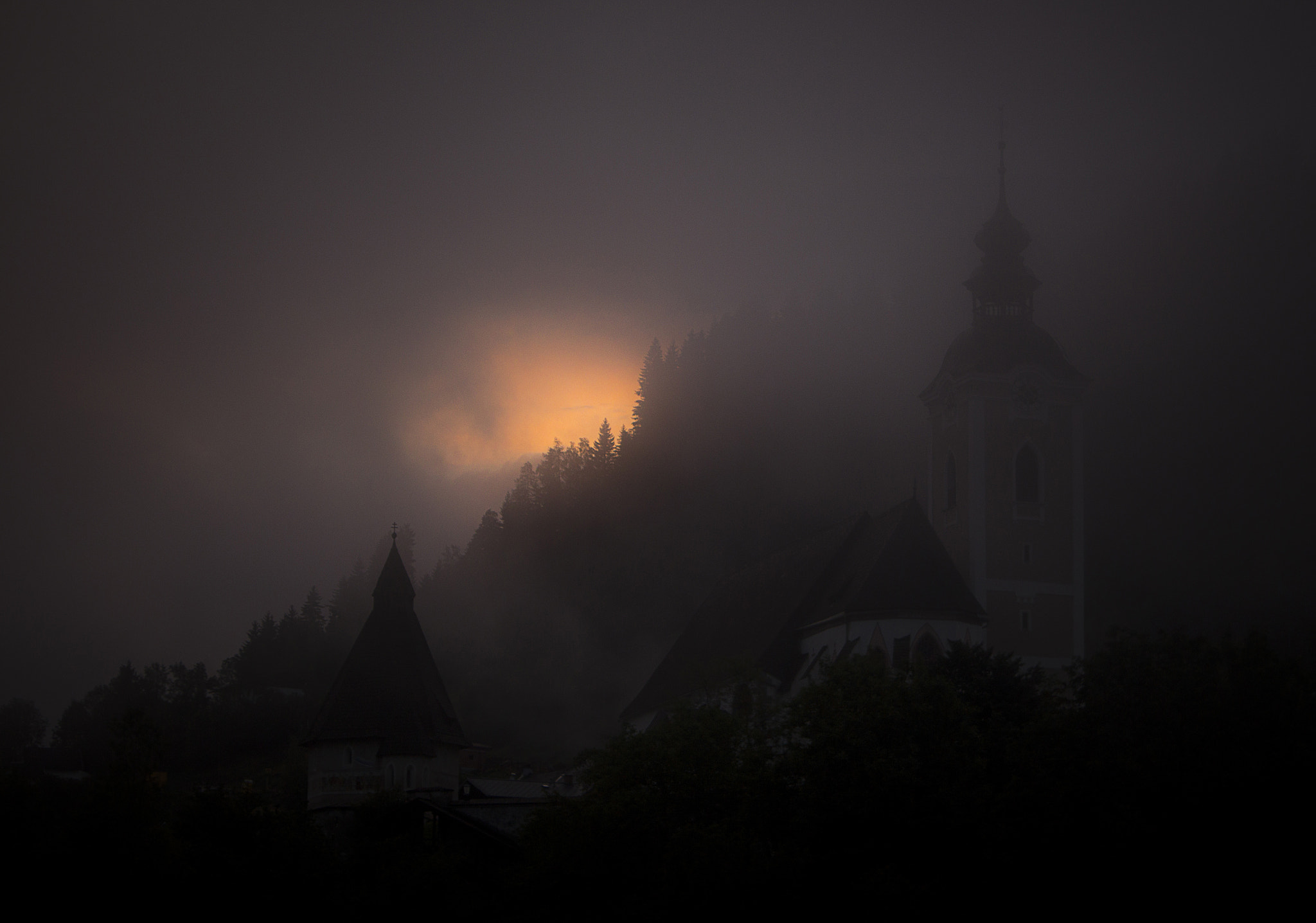 Photograph Mystic Church by Manfred Auer on 500px