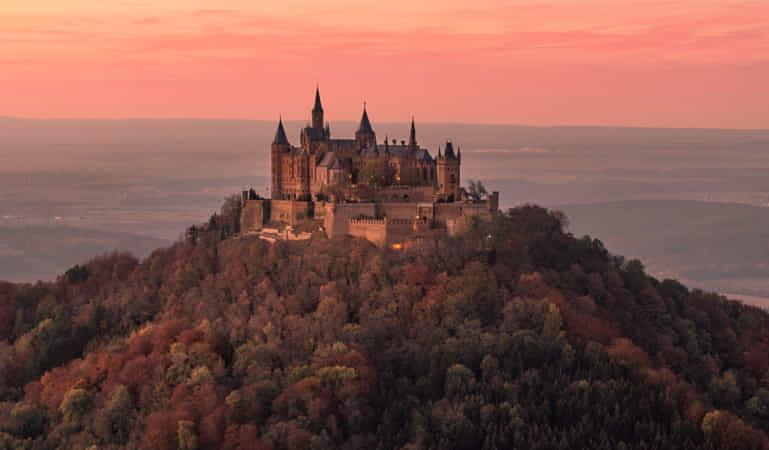 Burg Hohenzollern by Sergey Aleshchenko
