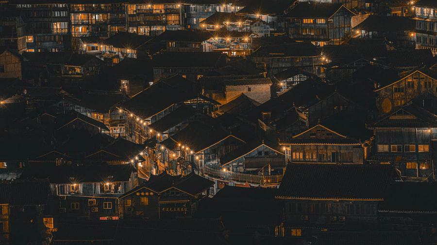 夜·市 by CHY  on 500px.com