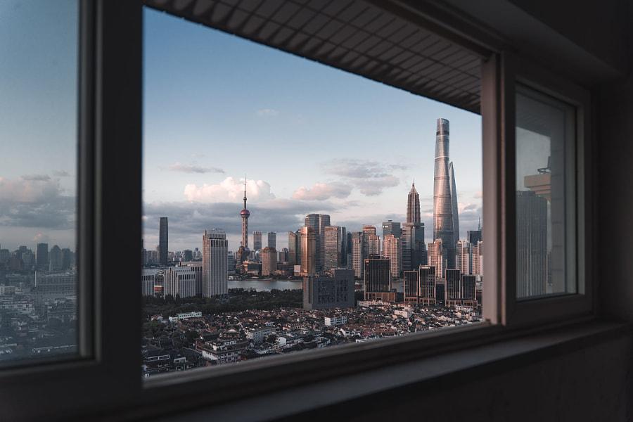 窗外de世界 outside of the window by Simon_Ding  on 500px.com