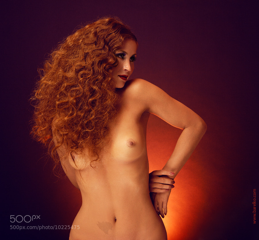 Photograph Red hair nude by Roman Barelko on 500px